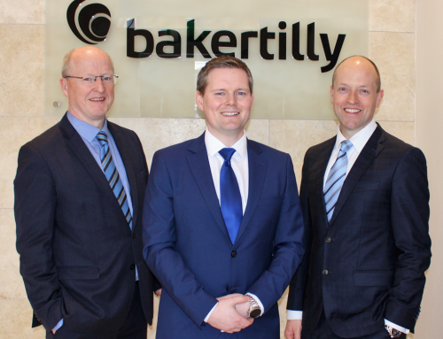 Mark Richardson, Promoted as Corporate Finance Director at Baker Tilly, the Firm.