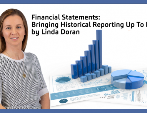 Financial Statements: Bringing Historical Reporting Up To Date