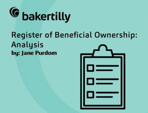 Register of Beneficial Ownership: Analysis