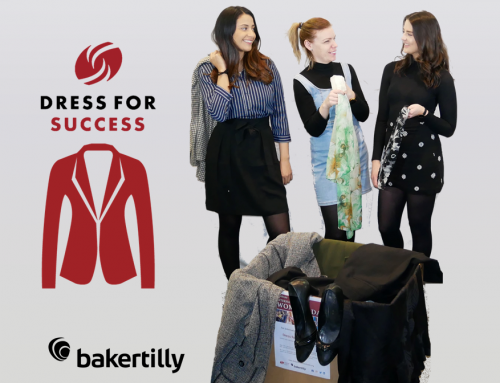 Celebrating International Women's Day – Baker Tilly Teams up with Dress for Success