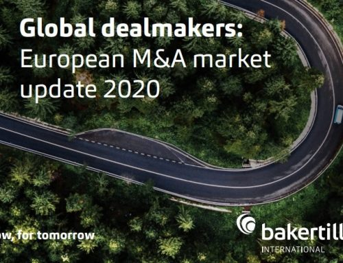 Global Dealmakers: European M&A Market Update 2020