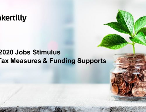 July 2020 Jobs Stimulus Key Tax Measures & Funding Supports