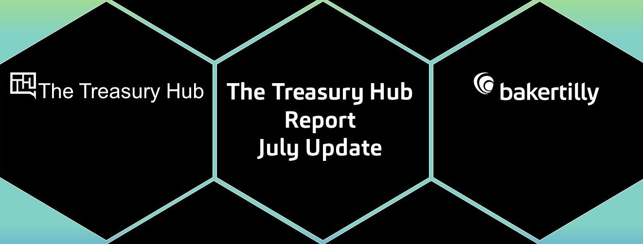 The Treasury Hub July report
