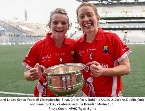 GAA's Briege Corkery: 'Women need to support women more. As women, we tend to idolise the men in GAA.'